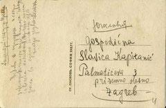 26 - Трѣвна.  Кѫщата на П. Р. Славеиковъ  1927  (б)