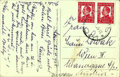 106 - На пазаря въ Трѣвна  Marktnin Trewna  1933  (б)