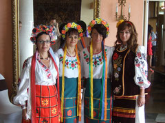 Ukrainische Traditionen