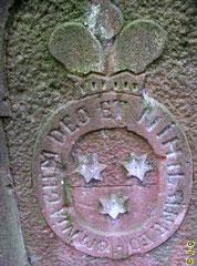 Gedenkstein für Graf Erasmus von Erbach-Erbach, gest. 1920