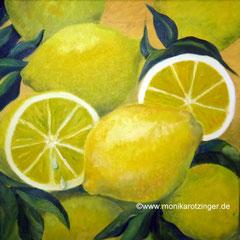 Zitronen © Monika Rotzinger 2017