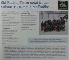 Gemeindezeitung Neuhofen - April 2016