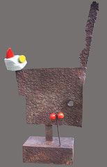 Thierry Pelletier- Le chat-French gallery-