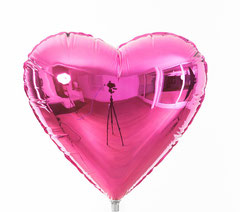 Pierre Violet -Spacy heart -40X44X25cm. /8ex -socles au choix
