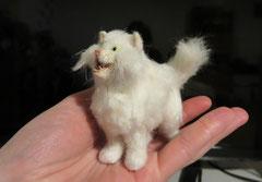 Flauschige Katze (2012)
