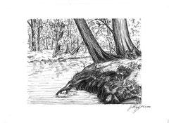 Landscape Fineliner A4 (2008)