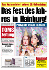 Geburtstagszeitung im Stile einer Tageszeitung