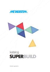 SUPERBUILD Katalog