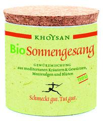 Khoysan Salz mit Meeresalgen & Blüten € 12,20