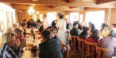 Hochzeitsfest in der Körnlisegg (Foto: ginapaul.ch)