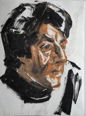 Yanowski, monotype, 2012