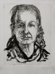 Judikaël, monotype, 2013