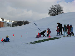 Skikurs am 10. Februar 2013