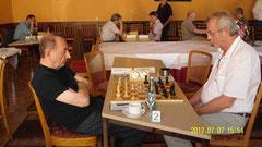 Halbfinale; Dekan (Epp) - Hurst (Lahr Off)