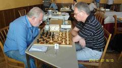 Halbfinale; Kopp (Lahr Off.) - Sandmeier (Epp)