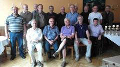 Teilnehmer der BadSenMMft 2012
