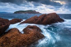 Tempête sur l'Île Verte - La Ciotat
