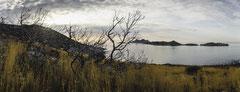 Archipel de Riou depuis la Mounine