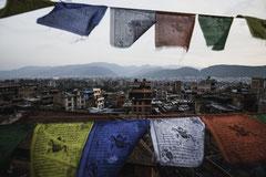 Sur les toits de Bhaktapur