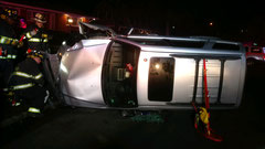 Vehicle Rollover - Martine and Montrose
