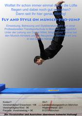 Munich-Pro-Jump - Kampfsport mal anders