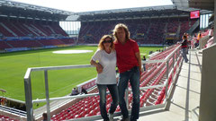 Die Coface Arena in Mainz