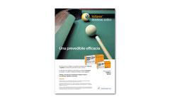 Proposta di campagna stampa di prodotto   art direction: G. Gandolfo - copy writing: P. Gatti   cliente: Novartis
