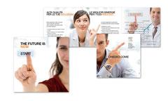 Depliant | cliente: Elsevier Pharma