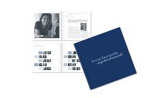 Book/casi clinici/testimonianze sull'artrite reumatoide | Progetto europeo | cliente: Abbott