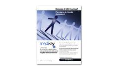 Campagna stampa di prodotto   cliente: Elsevier