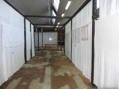 vue exposition à la manufacture, Roubaix