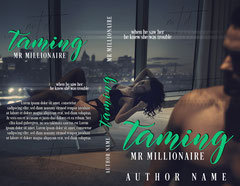taming - available • E-book+print 120€t • Title font and effects can be changed and adjusted.