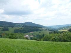 Chateau de Chalmazel, Pic de Juel et Pic de Morières