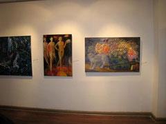 Exposicion Colectiva Flamingo Road Gallery