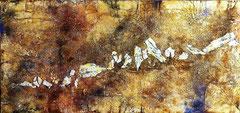 216 Frammenti su terre di Siena  125x60x4