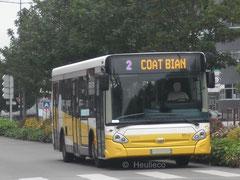 HeuliezBus GX327 du réseau Bibus (Brest) [© GX74]
