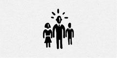 <h3>Herkunftsfamilie</h3> Kindliche Leichtigkeit · Präsent wie ein Kind · Lasten tragen · Eltern ehren · Andere Verwandte · Familien-geschichte. <b>Mehr Infos »</b>