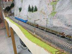 Güterzug Crossrail (2883)