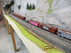 Güterzug Crossrail (2881)