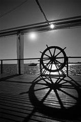Steering wheel (Port d'Alcúdia, Mallorca, Spain. 2013)
