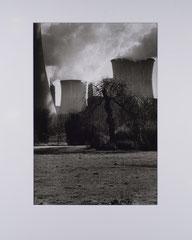 Braunkohlekraftwerk Niederaussem. Germany 2002 (Silvergelatineprint, 40 x 50 cm)