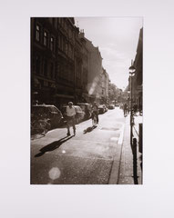 Skater. Cologne, Germany - 2006 (Silvergelatineprint in Passepartout 40 x 50 cm, Edition of 15)