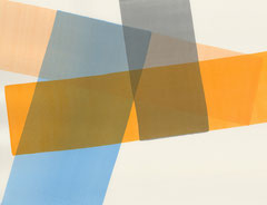 Dirk Rausch: Aquarell_2, 34 x 44 cm, 2016