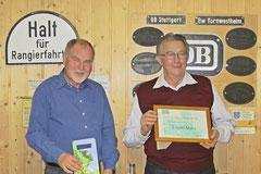 15.3.2011 - Ernennung von Eugen Munz zum Ehrenmitglied