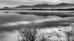 Caroline : Lac de la Raho