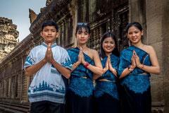 Francis : Angkor