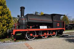Claude : Locomotive Stephenson 1887