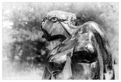 Daniel : Statue - Font-Romeu