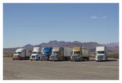 Jean-Claude : Camions américains
