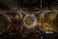 Francis : La cathédrale de Salamanque